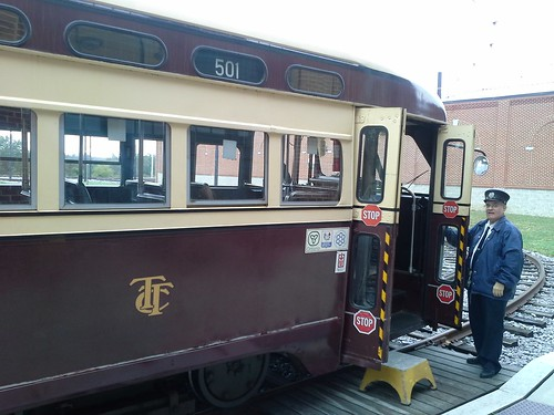 Toronto PCC car from 1951, second to last from that order.