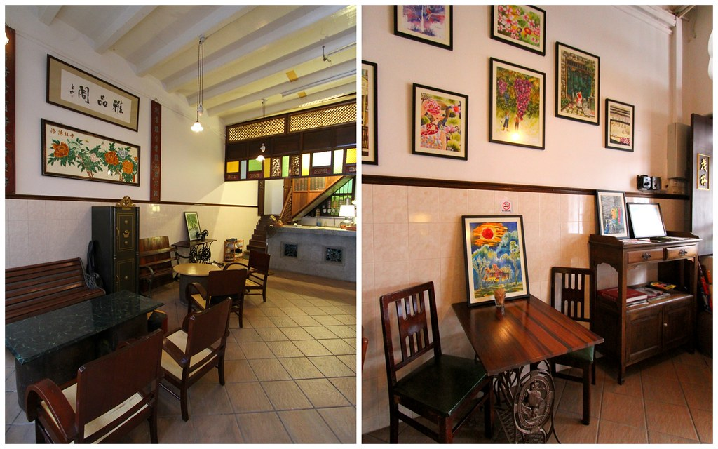 George Town Cafes: Armenian House Interior 2
