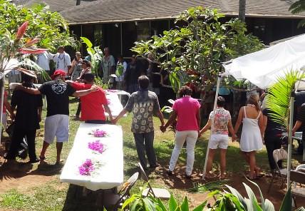 Aloha House Graduation Ceremony