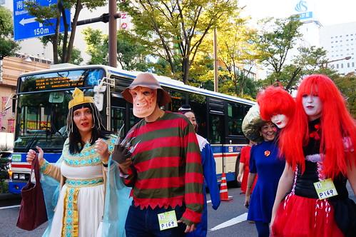 Kawasaki Halloween Parade 2013 27