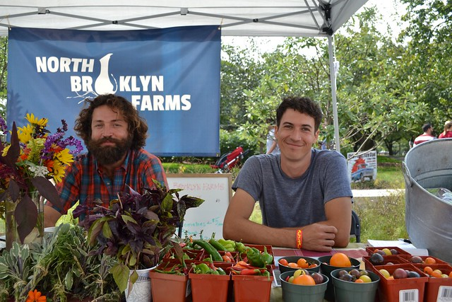 North Brooklyn Farms. Photo by Blanca Begert.
