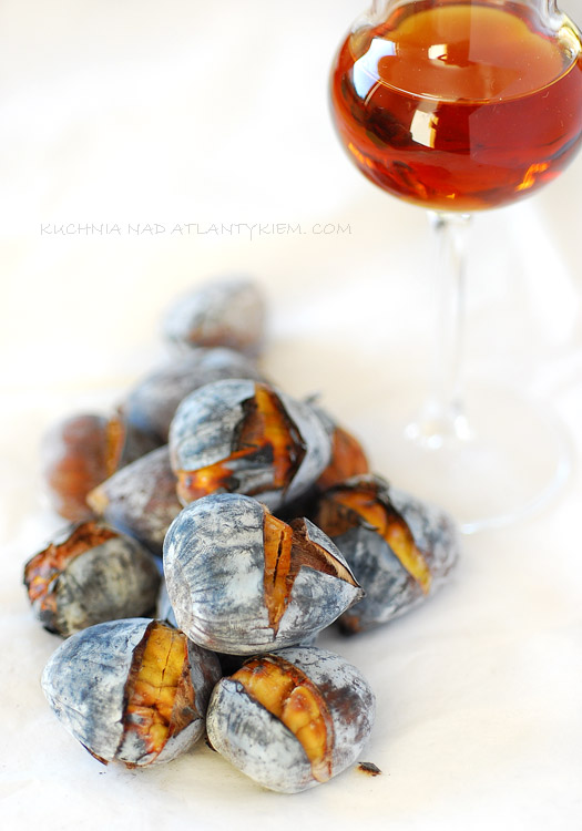 "This is a chestnut ""festa"" - São Martinho day in Portugal"