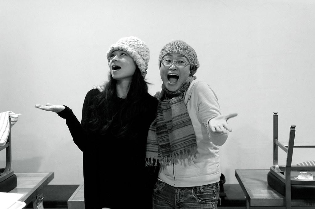 women|海外組の2人