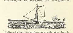 """British Library digitised image from page 318 of """"Cruises in Small Yachts and Big Canoes ... Illustrated with ... sketches, etc"""""""