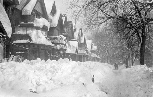 Denver Blizzard 1913 | Denver Public Library