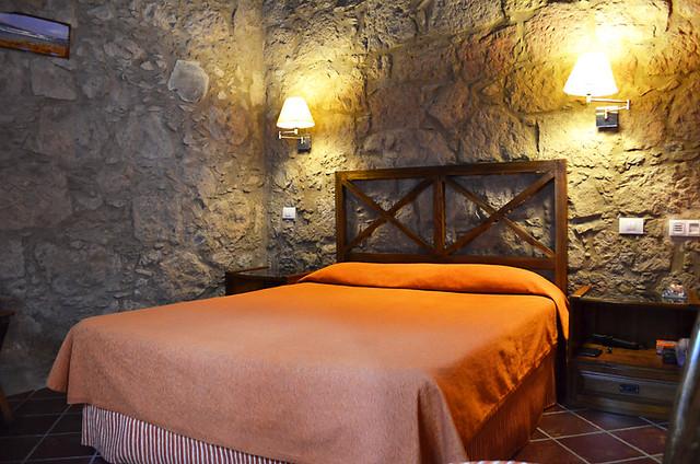 Bedroom, Hotel Fonda de la Tea, Tejeda, Gran Canaria