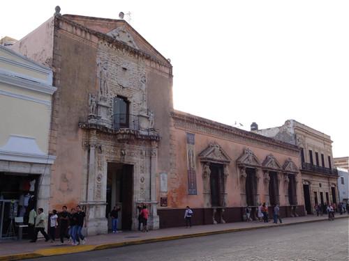 Merida Casa de Montejo 1549