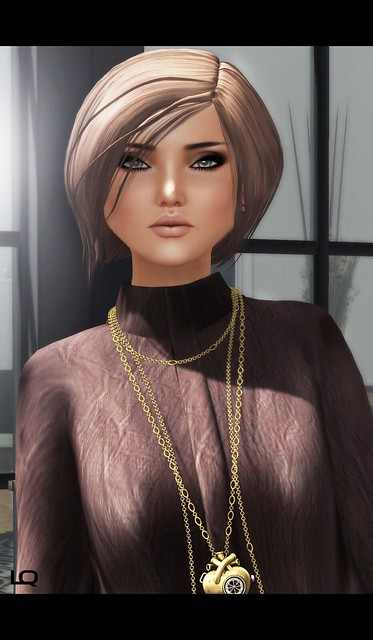 Baiastice_Kiki hair - Light Brown for C88 & -Belleza- Tara Arcade 9
