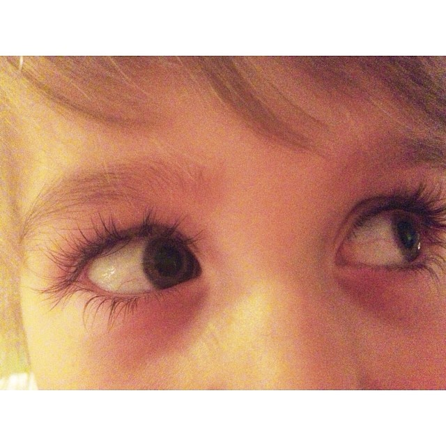 These eyelashes #missz