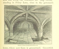 """British Library digitised image from page 331 of """"The Palace and the Hospital; or, chronicles of Greenwich"""""""
