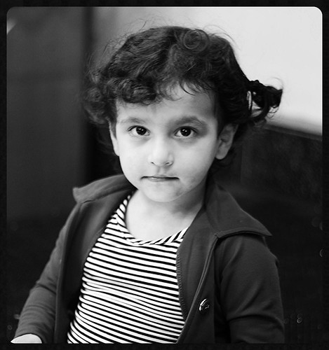 Zinnia Fatima 2 Year Old by firoze shakir photographerno1