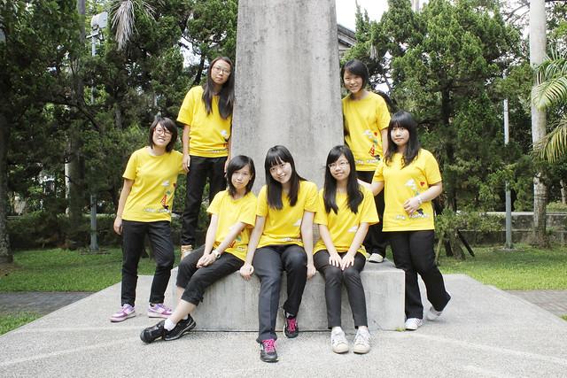 嚴選社團:北一女中傳愛社