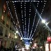 Mobtmartre Christmas lights  #Paris