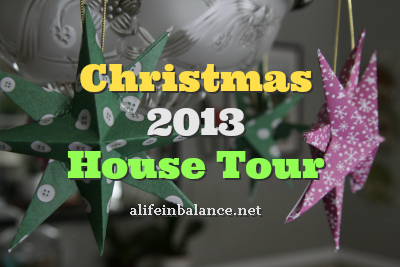 Christmas 2013 House Tour