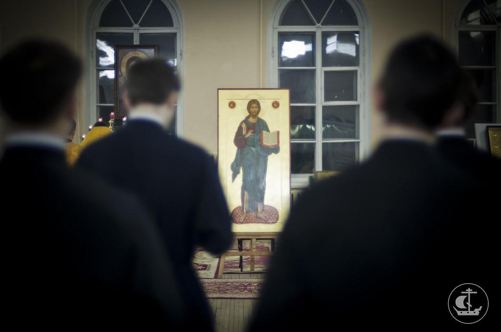 14/15 декабря 2013, Богослужения в Неделю 25-ю по Пятидесятнице