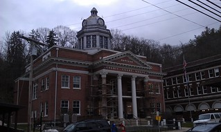 Madison County Courthouse- Marshall NC (1)