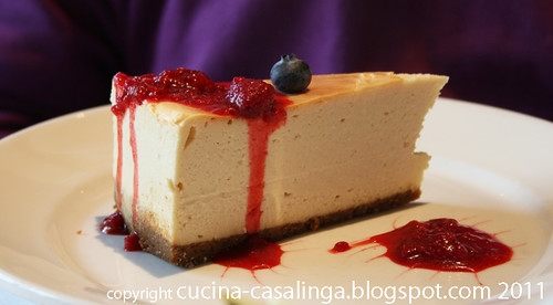 Porter House Cheesecake