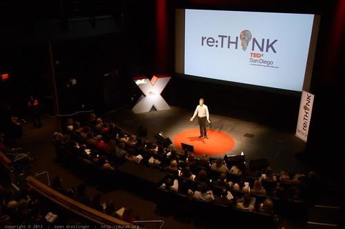 Jack Abbott Introduces Matt D'Arrigo   TEDxSanDiego 2013