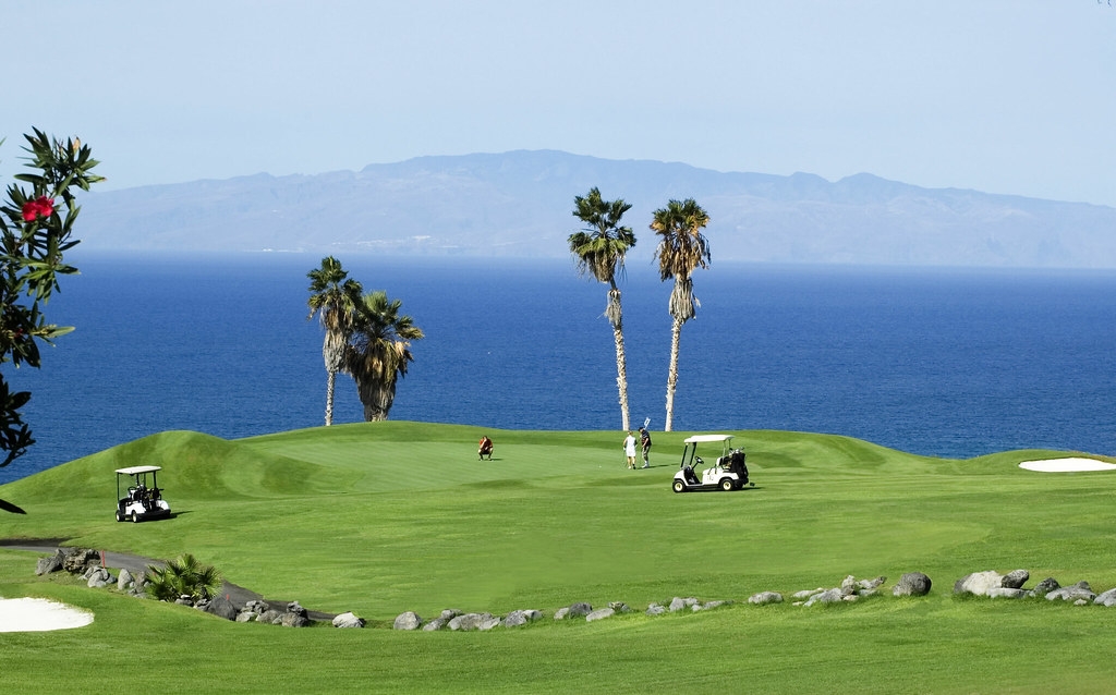 Golf Costa Adeje - Tenerife