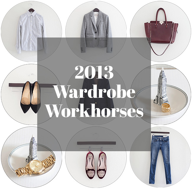 2013 Wardrobe Workhorses