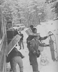 Glendale Community College 1966:Trip to Flagstaff's Snowbowl and only broke down once 2