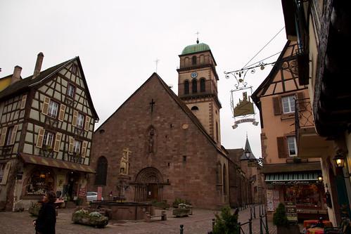 カイザルスベルグの教会