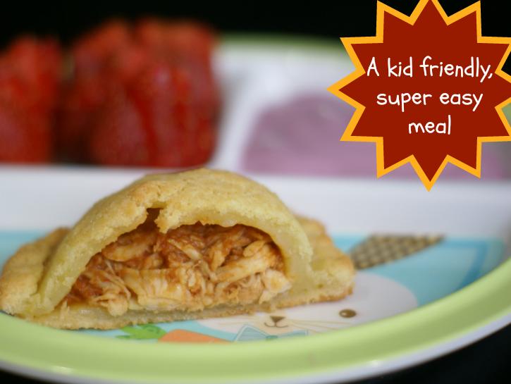 Kids love these gluten-free, grain-free, dairy-free, easy chicken enchiladas