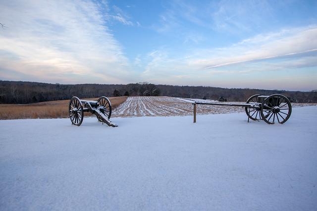 Winter On The Battlefield