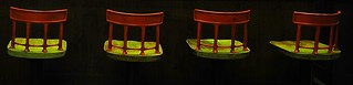four BAR STOOLS ..........repositioned 8/8/16