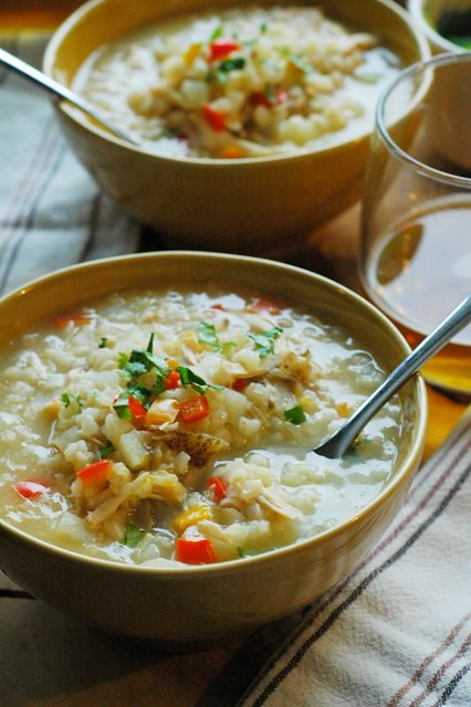 chicken and rice soup recipes