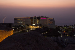 Al Ain / Abu Dhabi - Hotel Mercure 1200 m  above the desert
