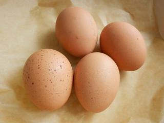 бисквит 4 яйца