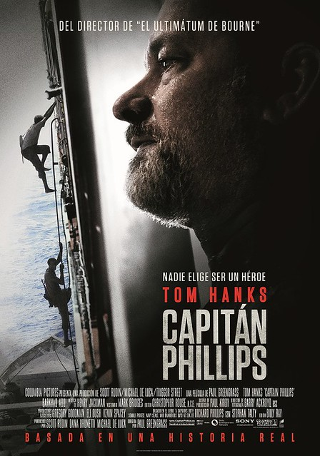 Capitán Phillips Captain Phillips 2013 DvdRip-Avi Latino Thriller – Aventuras MEGA