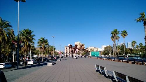 Barcelona mit Nokia Lumia 1520