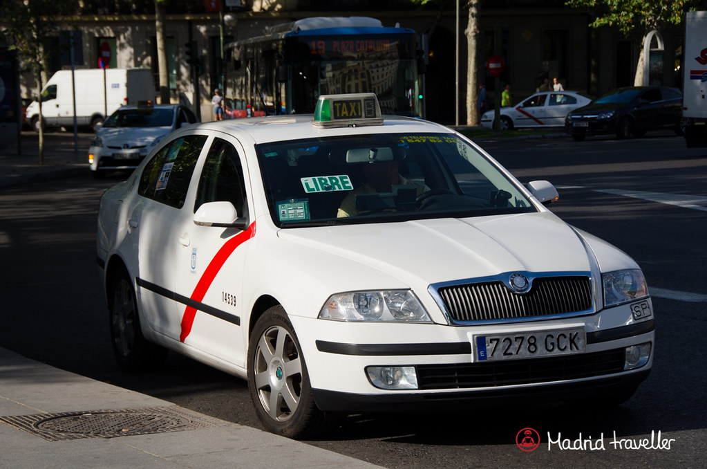 Madrid Taxi: Service And Transport