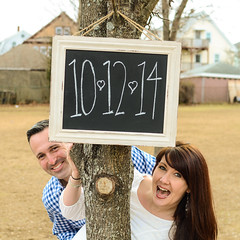 Jess & Jim - Save the Date