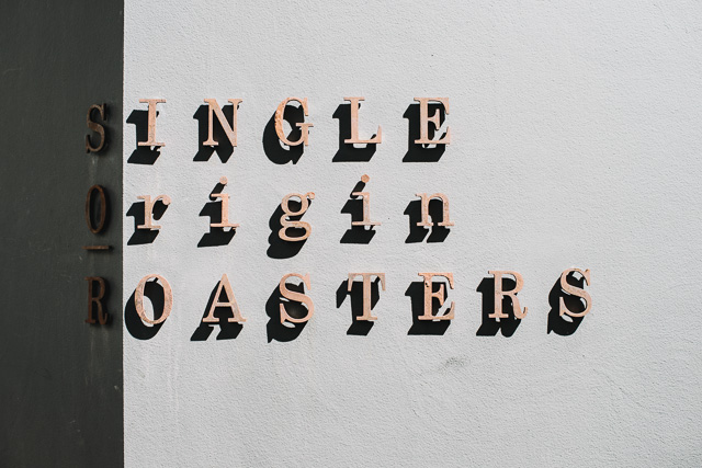 Single Origin Roasters, Surry Hills