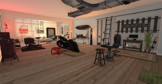 Studio Apartment Decorating For Men studio apartment   pixel phasion 4 men