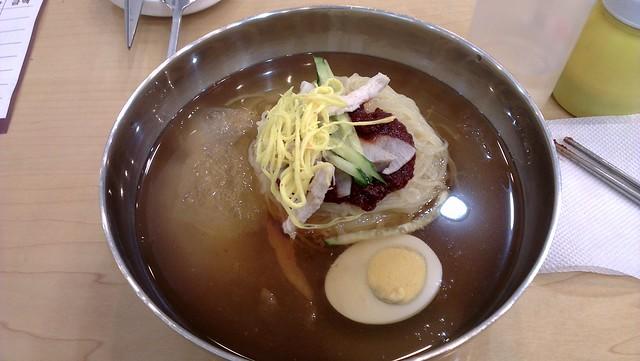 釜山西面冷麵