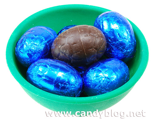 Equal Exchange Dark Chocolate Eggs