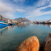 Hout Bay Harbour by Panorama Paul