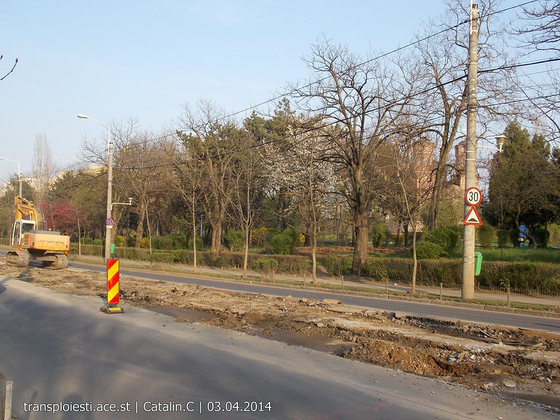 Traseul 102, etapa I: Bucla Nord ( Sp. Județean ) - Intersecție Republicii - Pagina 2 13605601165_56e117d596_c