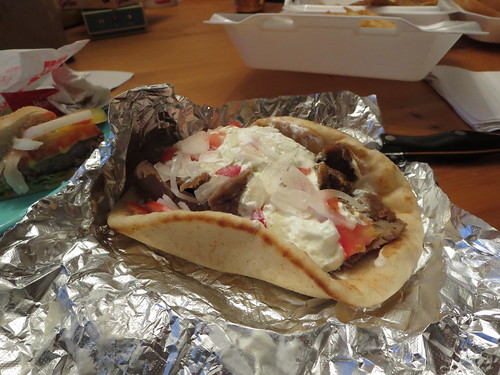Gyro from Gyro House