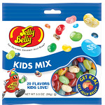 Jelly Belly Kids Mix in Grab & Go bag.