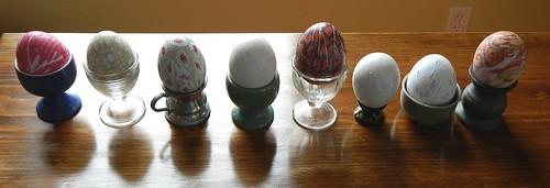 Tie Dyed Eggs 47