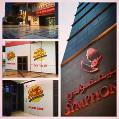 Johnny Rockets @ Symphony  Mall by Citadel Building 2014