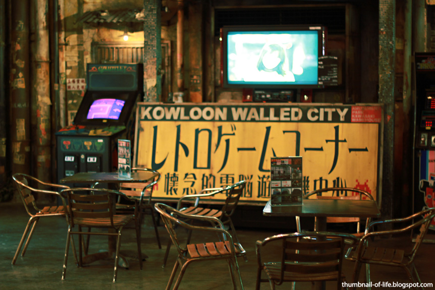 Kawasaki Digital Kowloon Walled City