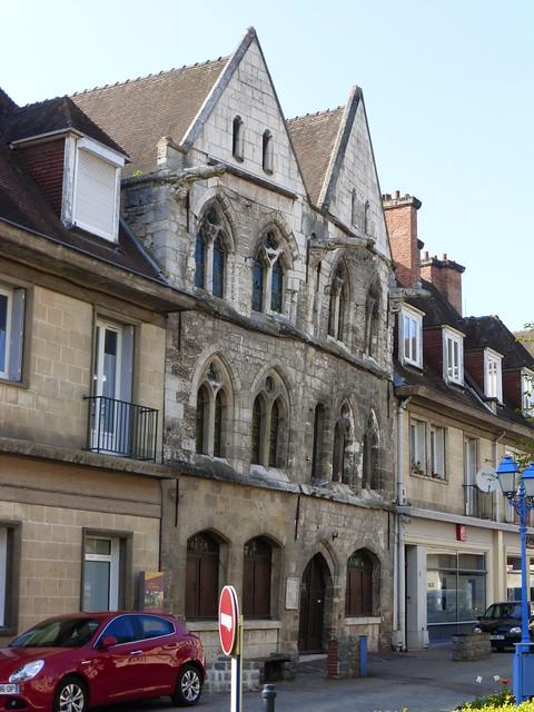 203 Maison des Templiers, Caudebec-en-Caux