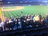 The Choir at Yankee Stadium