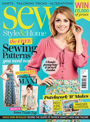 Sew Magazine -July 2015